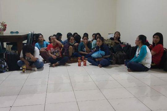Puluhan 20 calon pekerja migran nonprosedural diamankan Kemnaker