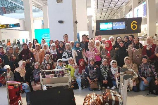 KBRI Amman pulangkan 50 pekerja migran bermasalah