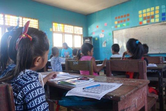 Harita gelar kelas gembira di Halmahera Selatan selama Ramadhan