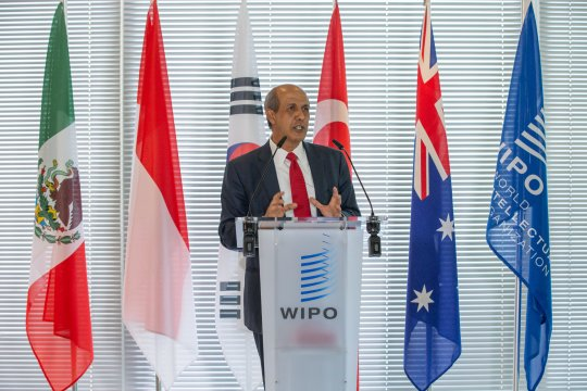 Indonesia pimpin Pertemuan Internasional Kekayaan Intelektual