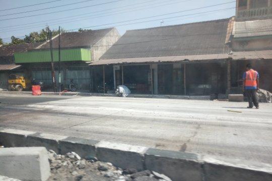 Jalan Solo-Yogyakarta berbenah hadapi mudik