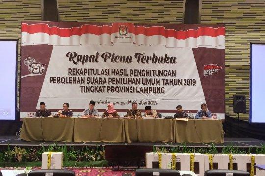 Caleg PDIP dominasi DPRD Provinsi Lampung
