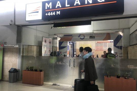 Stasiun Malang bersiap hadapi lonjakan pemudik pada H-4 Lebaran