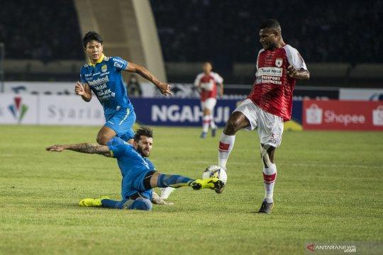 Persib Bandung vs Persipura Jayapura