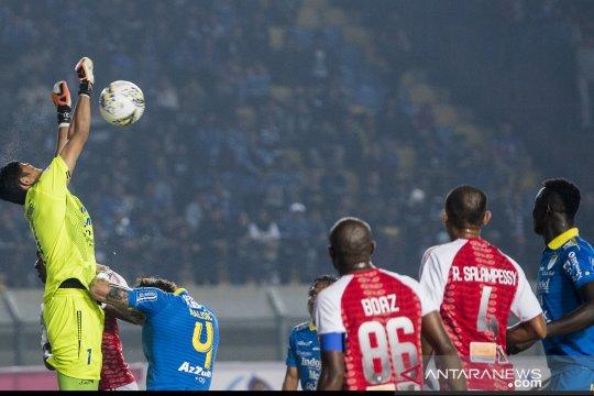 Persib dan PS Tira-Persikabo sama-sama menang 3-0