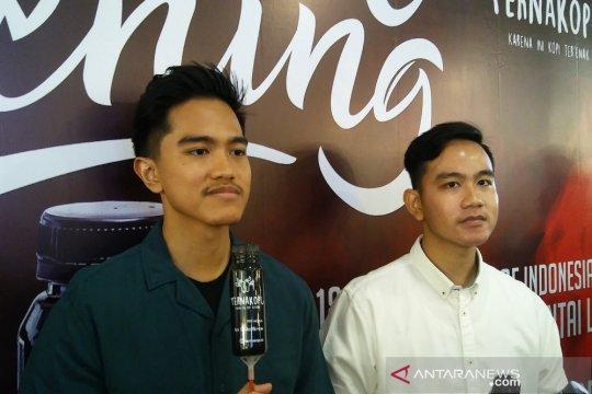 Putra Jokowi Kaesang ingin buka 10 ribu cabang kedai kopi