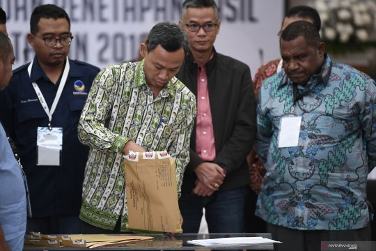 "Debat soal ""noken"" pada rekapitulasi Pemilu di Papua Barat"
