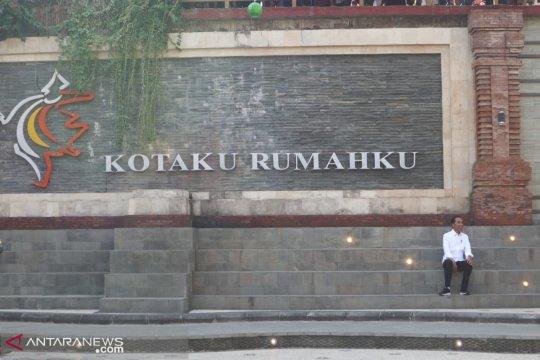 Presiden Jokowi nilai figur pansel calon pimpinan KPK kredibel