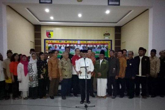 "32 ormas Jombang deklarasi tolak ajakan ""people power"""