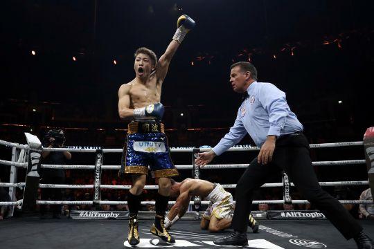 World Boxing Super Series 2: Inoue sungkurkan Rodriguez dalam dua ronde saja