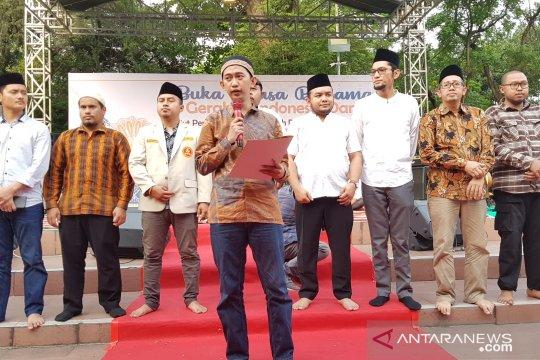 Organisasi kepemudaan deklarasikan Gerakan Indonesia Damai