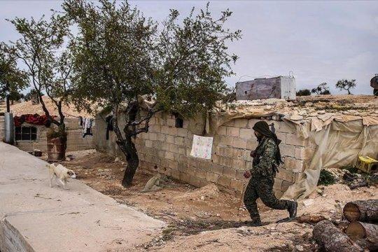 Turki bunuh 10 milisi Kurdi di Suriah