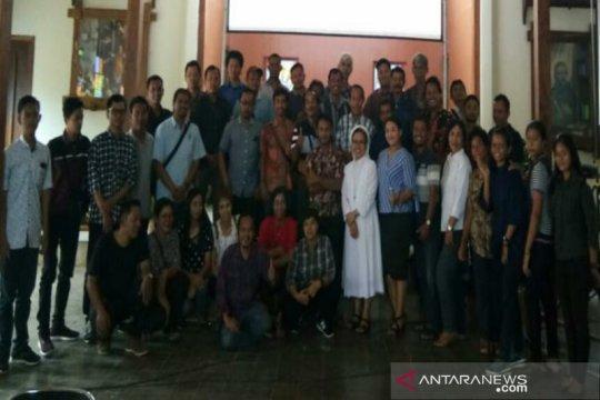 Keuskupan Agung Semarang bentuk tim relawan bencana di Gunung Kidul
