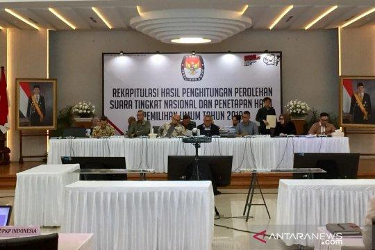 Rekapitulasi nasional, Prabowo menang di Sulawesi Selatan