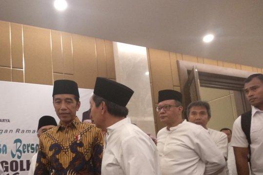 Presiden: Wajar pemenang kedua ingin kursi Ketua MPR