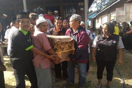 Di Barito Utara-Kalteng, seorang anggota meninggal Dunia