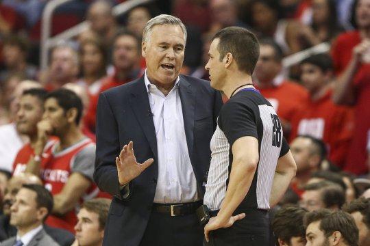 D'Antoni mengundurkan diri sebagai pelatih Houston Rockets
