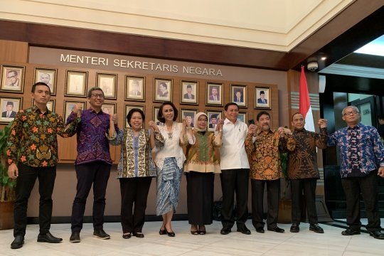 Seleksi calon pimpinan KPK 2019-2023 dibuka