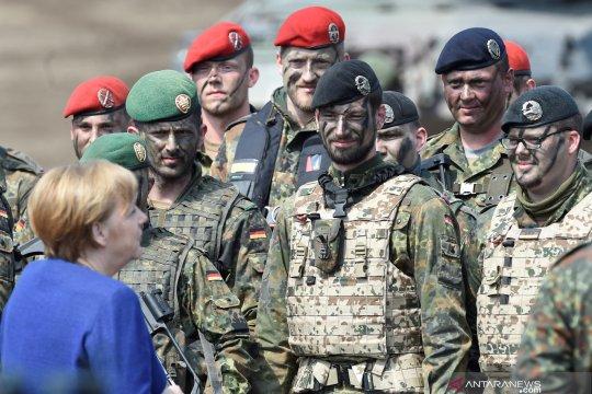Jerman akan kurangi pasukan di Irak setelah pembunuhan Soleimani