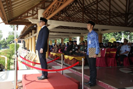 Wakil Bupati Pandeglang ajak masyarakat selalu jaga kondusivitas