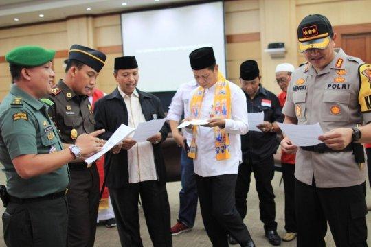 Rakyat Jakbar diajak bersatu pasca pemilu via musik