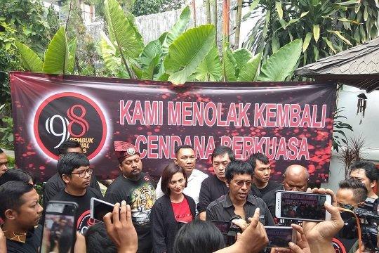 Aktivis 98 serukan kesiagaan kawal pengumuman Pemilu oleh KPU