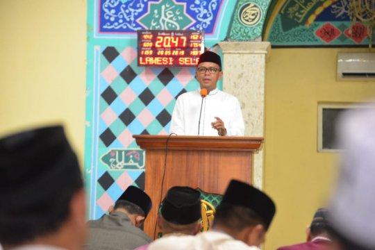 Gubernur Sulsel beri Rp1 miliar untuk Masjid Agung Jeneponto