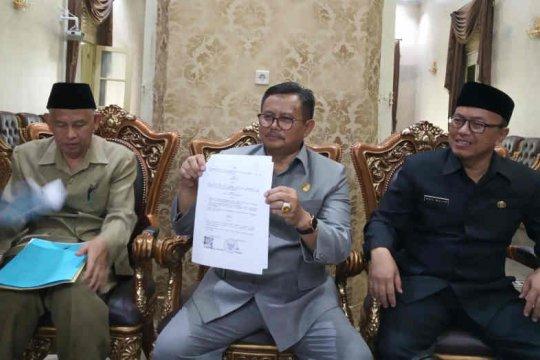 Indramayu menentang pembangunan kawasan embarkasi di Majalengka