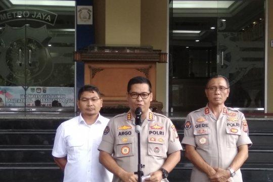 Polisi: SPDP Prabowo ditarik karena belum saatnya