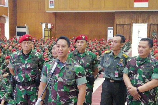 KSAD tegaskan tidak benar anggota TNI-AD terkena cacar monyet