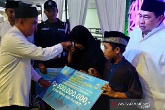 Masjid-mushala-pesantren direnovasi PT Timah pada Ramadhan
