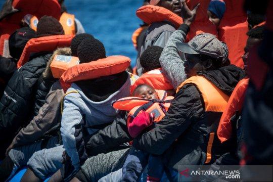 Perahu tenggelam di Italia tewaskan sembilan orang