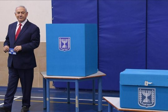 PM Israel mungkin serukan pemilihan umum ulang