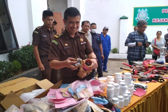 Peredaran obat keras ilegal di wilayah Kota Sukabumi marak