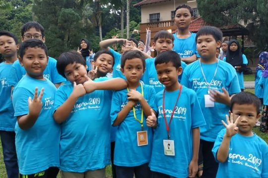 65 anak ikuti acara Ramadhan PCIA Malaysia