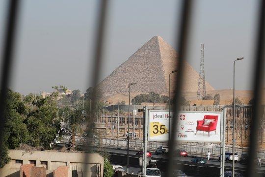 WNI di Mesir diimbau waspada menyusul teror bom di dekat Piramida Giza