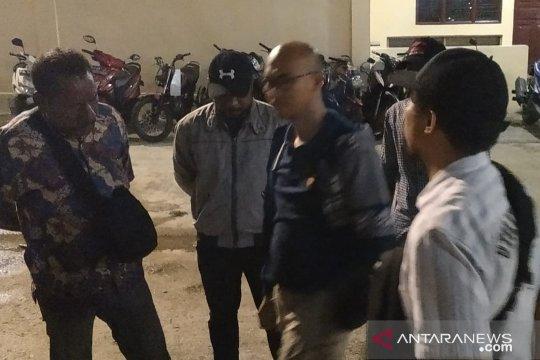 Polisi OTT Panitia Distrik Jayapura terkait pemilu