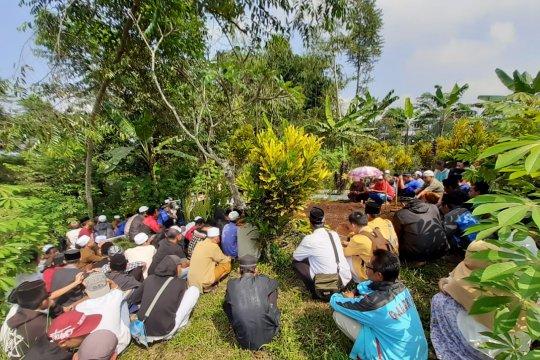 Anggota KPPS Sukabumi meninggal