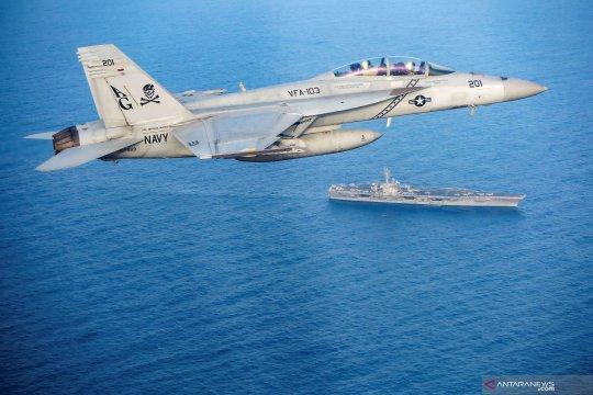 AS kemungkinan tangguhkan pelatihan F-35 bagi pilot Turki