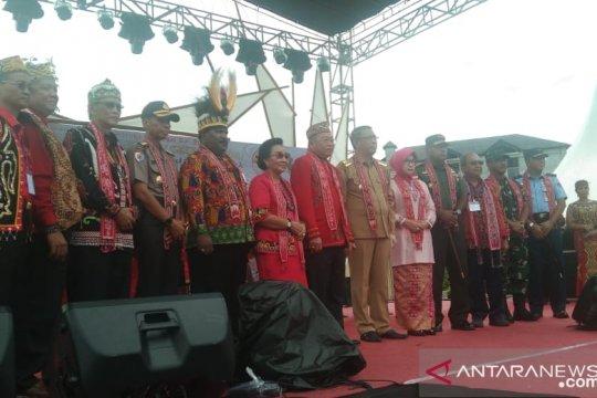 Sarawak kirim kontingen 390 personel pada PGD di Kalbar