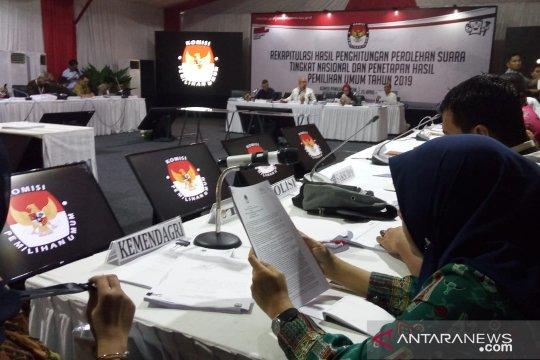 Rekapitulasi nasional, Prabowo-Sandi menang di Riau