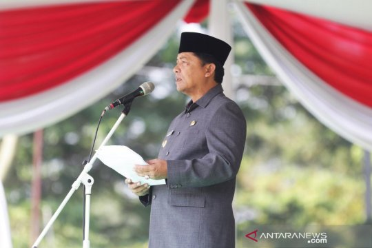 Peringati Harkitnas, Bupati Bandung : Jaga persatuan usai Pemilu