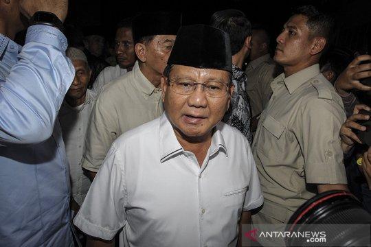 Prabowo akan jenguk Eggi Sudjana dan Lieus di Polda Metro