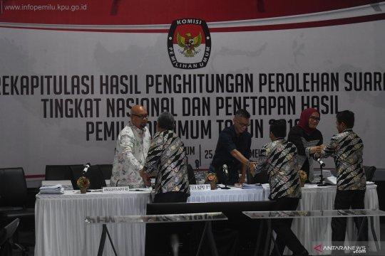 Rekapitulasi Nasional Pemilu 2019