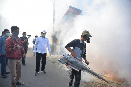 211 warga Madiun terjangkit demam berdarah