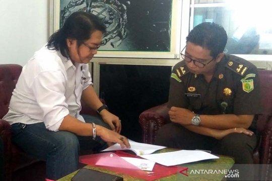 DPP Gebrak RI laporkan kasus dugaan korupsi ke Kejari Purwokerto
