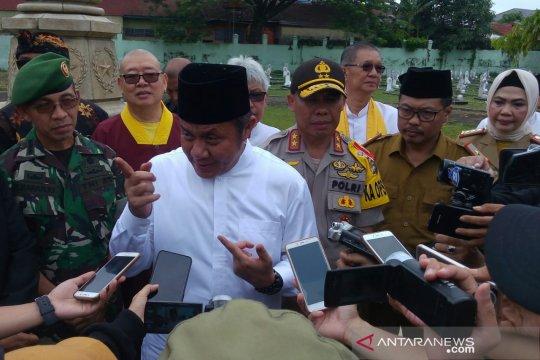 Partisipasi masyarakat Sumsel dalam pemilu melampaui target nasional