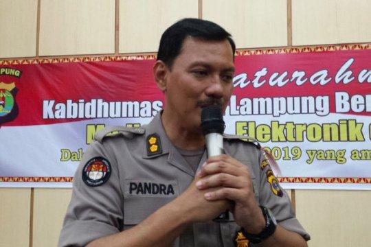 Polda Lampung kirim pasukan bantu Polda Metro Jaya di KPU