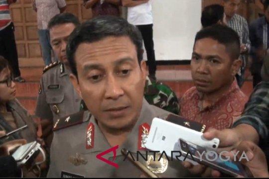 Polda DIY akui banyak jaringan teroris tertangkap di Yogyakarta