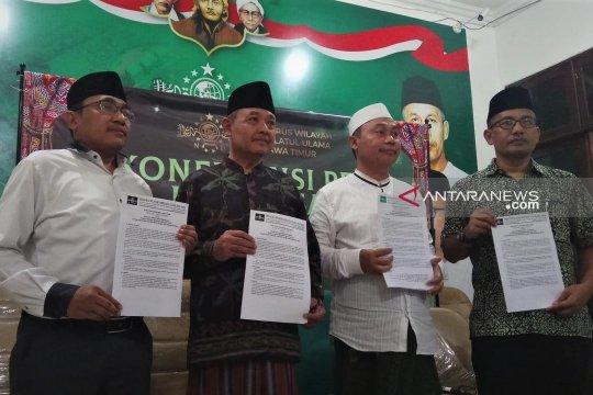 PWNU Jatim: Pengerahan massa menolak pemilu bertentangan dengan agama